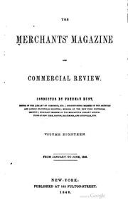 Merchant's Magazine, 1848 (vol. 18)
