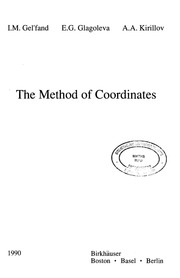 The method of coordinates : Free Download, Borrow, and