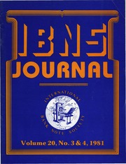 International Bank Note Society Journal (Issue 3 & 4, 1981) (pg. 46)