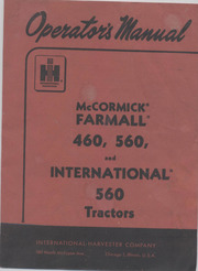 ihc_mccormick_farmall_460_560_tractors_01_october_ : international harvester  company : free download, borrow, and streaming : internet archive