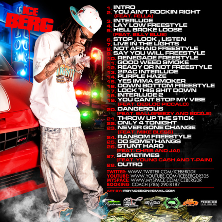 iceberg strictly for the streets 2 download