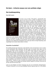 de islam kritische essays asp Boek de islam kritische essays essay on discipline shapes the future of a student plastic surgery rogerian essay buy a dissertation online converter buy essays online cheap orlando websites for research papers in computer science rajesh's essay on the origins of the first world war and its lessons for asia:.