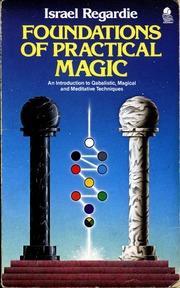 israel regardie foundations of practical magic free pdf