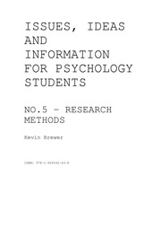 research methods for environmental psychology pdf