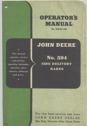 Gerard arthus john deere company manual collection free texts eye 2595 favorite 0 comment 0 this is an operators manual for a john deere fandeluxe Image collections