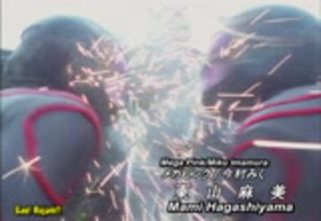 [ J LYRICS] Gaoranger Vs Super Sentai DVDv 2
