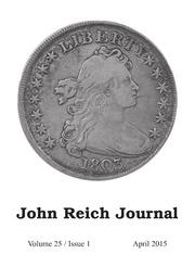 John Reich Journal (April 2015)