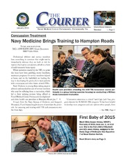 The Courier January 2015