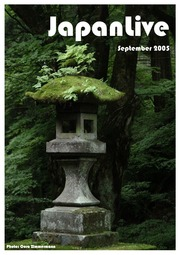 JapanLive September 2005