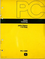 Gerard arthus john deere company manual collection free texts johndeere110disk fandeluxe Image collections