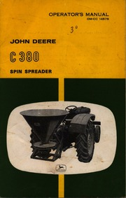 Gerard arthus john deere company manual collection free texts eye 454 favorite 0 comment 0 this is an operators manual for a john deere fandeluxe Image collections