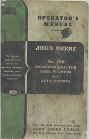 Gerard arthus john deere company manual collection free texts eye 3313 favorite 0 comment 0 this is an operators manual for a john deere fandeluxe Image collections