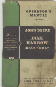 Gerard arthus john deere company manual collection free texts eye 4638 favorite 0 comment 0 this is an operators manual for john deere fandeluxe Image collections
