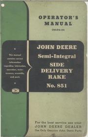 Gerard arthus john deere company manual collection free texts johndeeresemiintegralsidedeliveryrakenumber851ome18352 fandeluxe Choice Image