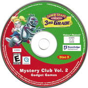 JumpStart Advanced 3rd Grade (USA) (Disc 3) (Mystery Club