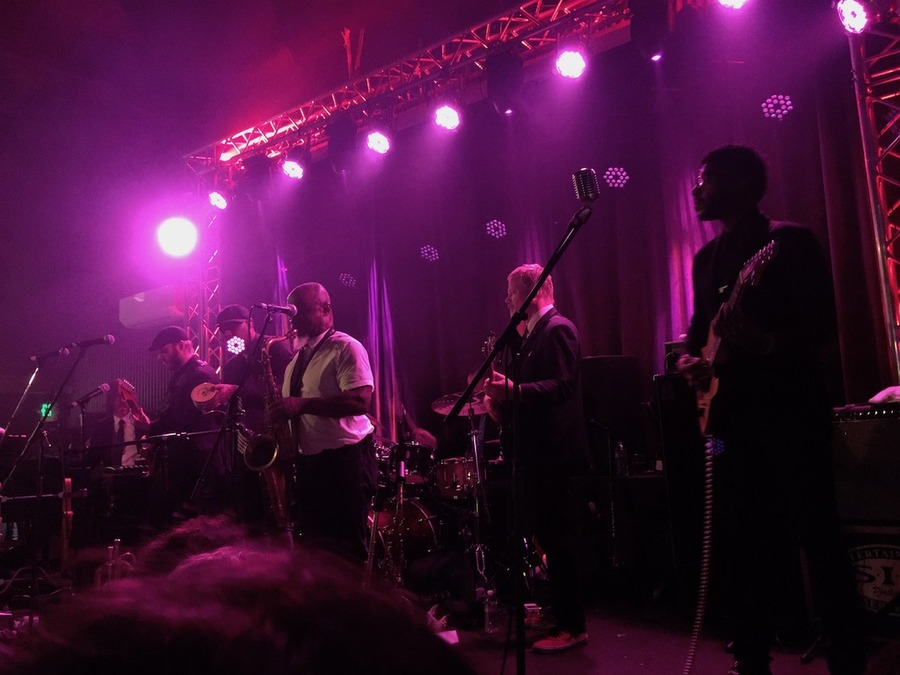 Karl Denson's Tiny Universe Live at Nectar Lounge on 2018-01-26