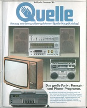 katalog quelle 1980 rfn free download borrow and streaming internet archive. Black Bedroom Furniture Sets. Home Design Ideas