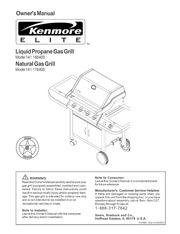 kenmore 141 166801 gas grill user manual kenmore free
