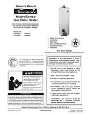 kenmore water heater user manual kenmore. Black Bedroom Furniture Sets. Home Design Ideas