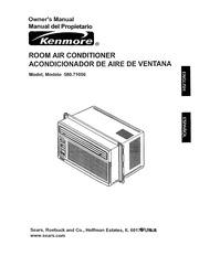 kenmore 580 71056 air conditioner user manual kenmore free rh archive org Kenmore Window Air Conditioner 25370251 Kenmore Room Air Conditioner Model 580.75050