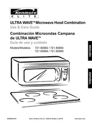 Kenmore Ultra Wave 721 80882 Microwave