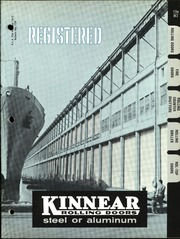 Kinnear rolling doors steel or aluminum. & Kinnear fire doors and shutters: catalog no. 53 : Kinnear ... Pezcame.Com