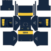 Kit boca juniors dream league soccer 2014 agustinify free download