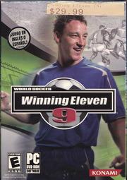 Konami World Soccer Winning Eleven 9 (Win98SE)(2006)(Eng