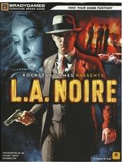 LA Noire BradyGames Official Strategy Guide