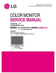 user account rh archive org Dell Monitors dell 1800fp service manual