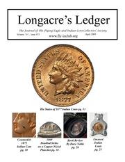 Longacre's Ledger (#75)