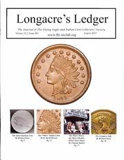 Longacre's Ledger (#85)