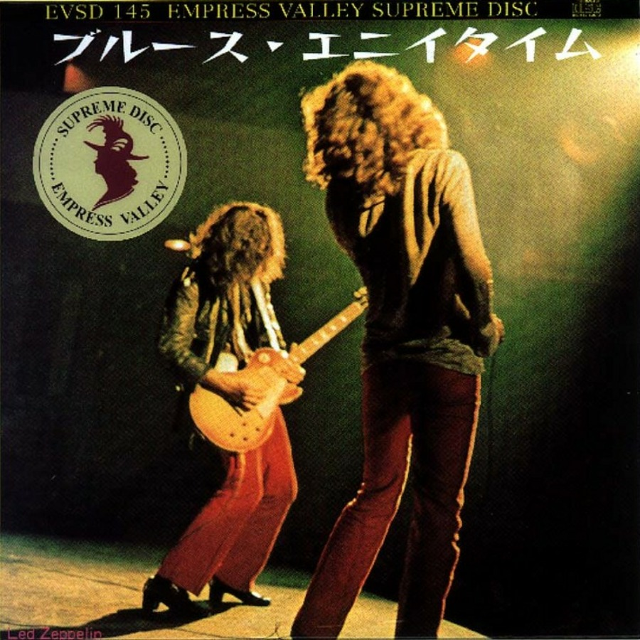 Led Zeppelin - 1969-04-24 - Blues Anytime (Empress Valley