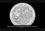Lions Clubs International 2017 Centennial Proof Silver Dollar You Tube