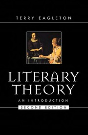 Literary Theory An Introduction Terry Eagleton Free Download Borrow And Streaming Internet Archive