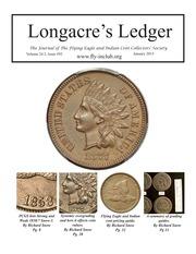 Longacre's Ledger (January 2015)