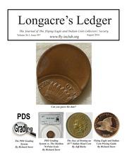 Longacre's Ledger (August 2016)