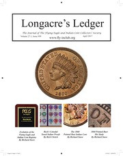 Longacre's Ledger (April 2017)
