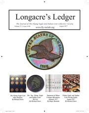 Longacre's Ledger (August 2017)