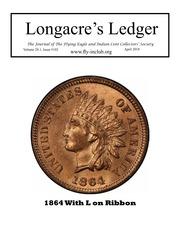 Longacre's Ledger (April 2018)