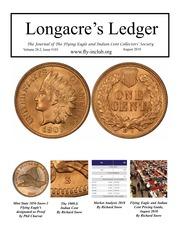 Longacre's Ledger (August 2018)