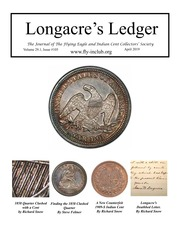 Longacre's Ledger (April 2019)