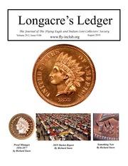 Longacre's Ledger (August 2019)