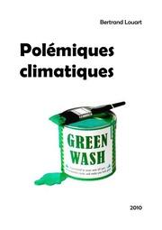 Polémiques climatiques