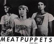 Meat puppets sleepy pee pee apologise