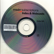 MSDN - Index and Webcasts - October 2005 : Free Download