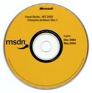 visual studio c++ .net 2003 free download