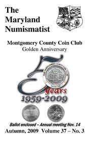 The Maryland Numismatist (2009, no. 3)