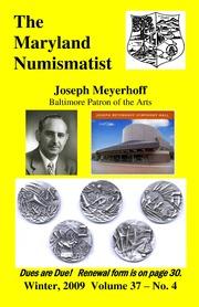 The Maryland Numismatist (2009, no. 4)