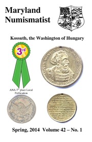 The Maryland Numismatist (2014, no. 1)